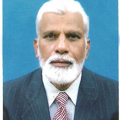 Prof. Dr. Munawar Iqbal
