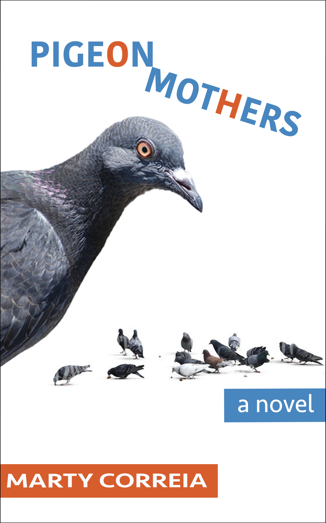 Pigeon Mothers by Marty Correia | Reedsy Discovery