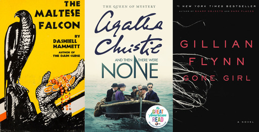 The 30 Best Mystery Books of All Time