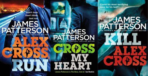 James Patterson's Alex Cross Books in Order: All 30 Books