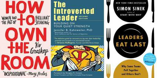 The 40 Best Leadership Books of All Time