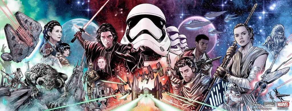 The Ultimate Guide to Reading the Star Wars Books In Order