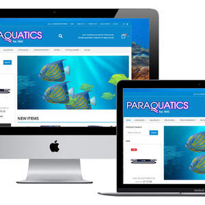 Aquarium Supplies - Paraquatics