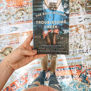 Social Media Influencer Marketing - Book Woman of Troublesome Creek