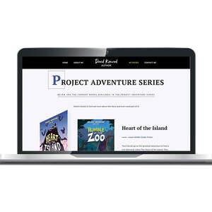 David Konrad Author Website