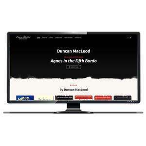 Ducan MacLeod Author Website