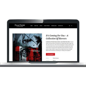 Donna Trovato Author Website