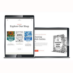 Book Publisher's Website With E-Commerce