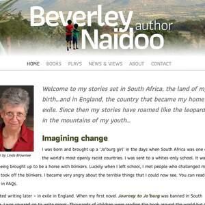 Beverley Naidoo - author website