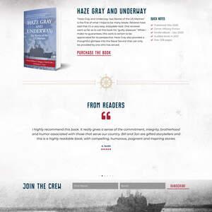 Book: Haze Gray And Underway