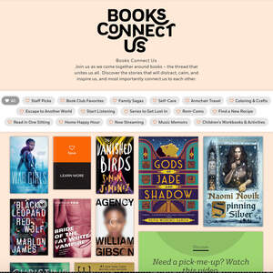 Penguin Random House Books Connect Us