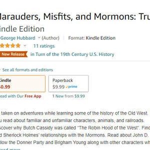 Marauders, Misfits, and Mormons