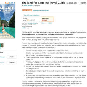 Number One New Release  for Thailand for Couples