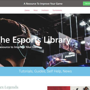 The Esports Library