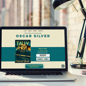 Oscar Silver - Author