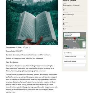 Creative Writer UK Website