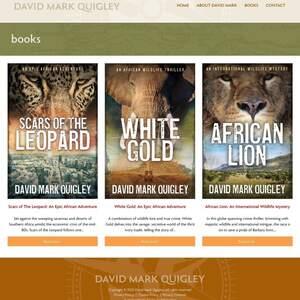David Mark Quigley Author Website