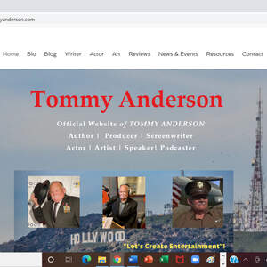 Tommy Anderson Website