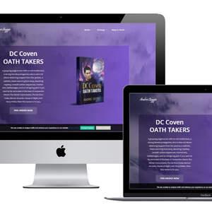 Andrei Saygo - website design and branding