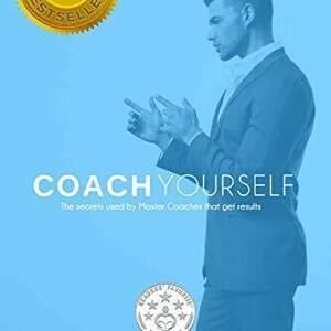 """Author, Kaden James - """"Coach Yourself"""" E-book Launch"""