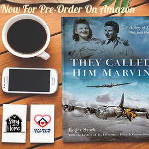 """""""They Called Him Marvin"""" - Roger Stark - Preorder FB Ad"""