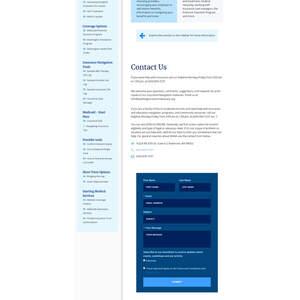 Website Redesign for Washington Autism Alliance