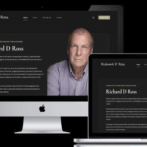 Author Richard D Ross