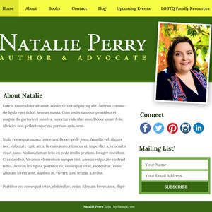 Natalie Perry Author Website