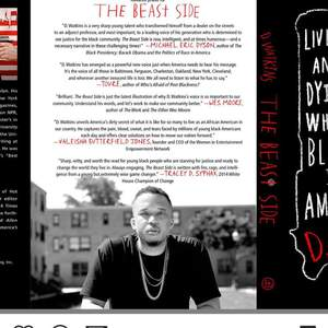 The Beastside: Living and Dying While Black in America by D. Watkins (Hot Books/Skyhorse Publishing)