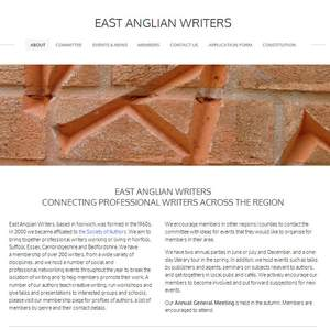 East Anglian Writers