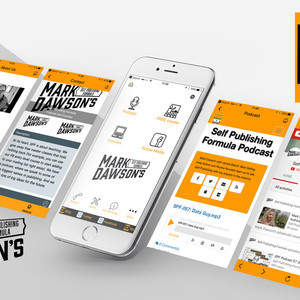Mark Dawson's Self Publishing Formula Mobile App