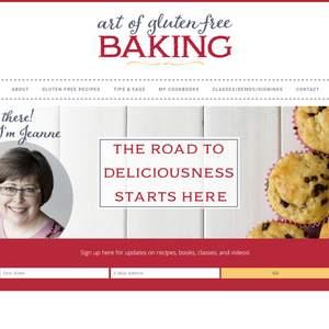 Art of Gluten-Free Baking