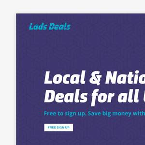 Lads Deals