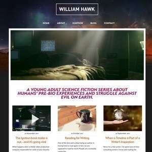 William Hawk Website