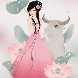 helenhuang_princessAndBull.jpg