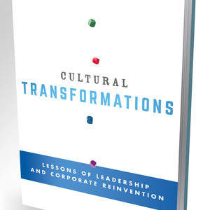 Cultural Transformations Book Launch