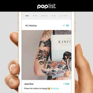 The Popstick and Poplist - Brand Marketing and Support