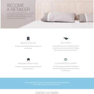 Blu Sleep Products
