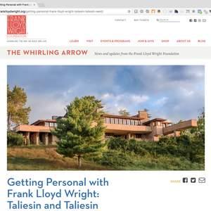 Frank Lloyd Wright Foundation