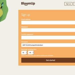 BloomUp