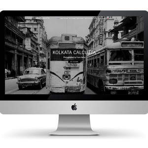 Kolkata Calcutta Book Promotion Website Design and Development