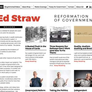 Ed Straw website