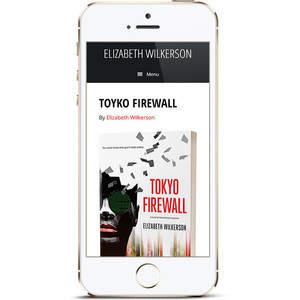 Elizabeth Wilkerson, Author of Afro-futurist Thrillers