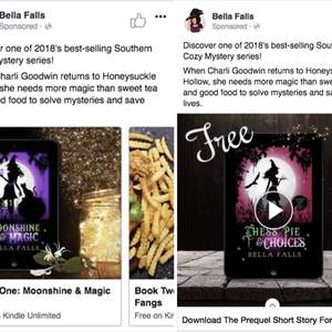 Moonshine & Magic: Facebook advertising