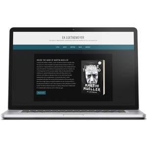 "EA Luetkemeyer, Author of ""Inside the Mind of Martin Mueller"""
