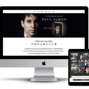 Paul Simon: The Life Page