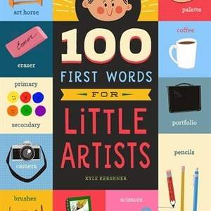100FirstWordsLittleArtists.jpg