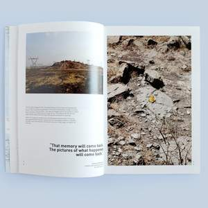 Photography & Publishing example - Twenty Journey (booklet & additional coverage)
