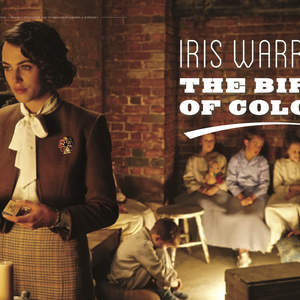 Entertainment/Book/Film example - Iris Warriors: The Birth of Colour