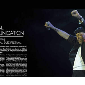 Music example - The 17th Cape Town International Jazz Festival